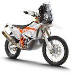 Nya KTM 450 rally replica