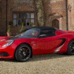 Nya Lotus Elise Sprint väger in på 798 kilo