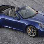 Nya Porsche 911 Cabriolet