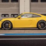 Nya Porsche 911 GT3 sätter nytt varvrekord runt Nürburgring