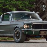 Original 'Bullitt' Ford Mustang såldes för 3,4 miljoner dollar