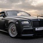 Pimpad Rolls-Royce Wraith
