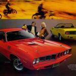 Värdet på en 1971 Plymouth Barracuda har ökat 58 tusen procent