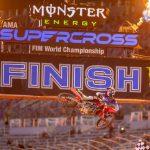Poängställning i Supercross efter 14 race