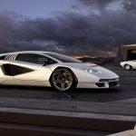 Pojkdrömmen återuppstår – möt nya Lamborghini Countach LPI 800-4
