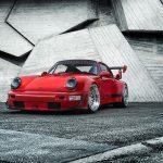 Porsche 911 Carrera 4 Rauh-Welt