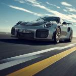Porsche 911 GT2 RS sätter nytt världsrekord på Ringen