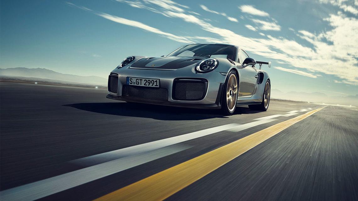 Porsche 911 Gt2 Rs S Tter Nytt V Rldsrekord P Ringen