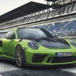 Porsche 911 GT3 RS med 520 hästkrafter