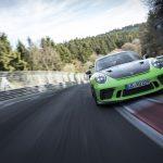 Porsche 911 GT3 RS sätter ett nytt rekord runt ringen med en tid på 6m 52.01s