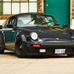 Porsche 911 Turbo med 1.2 miljoner kilometer på mätaren