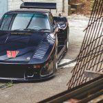 Porsche 935 Kremer – en racerbil som är laglig för gatubruk