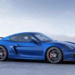 Porsche Cayman GT4 RS med över 500 hästar är på väg