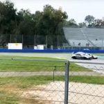 Porsche GT2RS rammar en Pagani Huayra