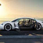 Porsche Mission E kommer att förändra hela bilindustrin