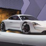 Porsche Taycan första bilen med inbyggd Apple Music App