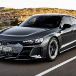 Audi e-tron GT – Snabb elektrisk Grand Turismo
