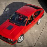 Rå Rally Alfa GTV6 2.5 Autodelta till salu