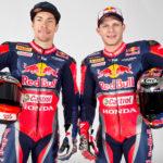 Red Bull ny sponsor för Nicky Hayden och Stefan Bradl i årets WorldSBK