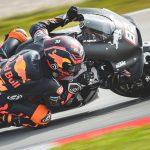 Dani Pedrosa och Mika Kallio fortsätter utveckla KTM MotoGP hojarna 2021