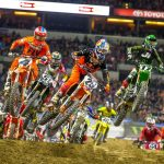 Resultat och video från Indianapolis Supercross