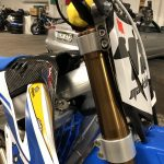 Review: Tekmo Carbon till TM 450 SMX Supermoto