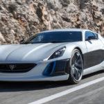 Rimac Concept One – en elektrisk superbil med 1200 hästkrafter