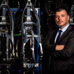Roberto Aloi ny International Sales Manager hos TM Racing