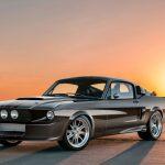 Shelby GT500CR en cool klassiker i kolfiber med 810 hästar