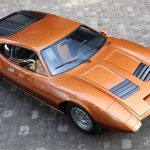 Sjukt Cool – AMC AMX/3 Bizzarrini