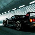 Sjukt cool Ferrari F40 ute på auktion