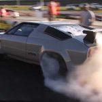 Snabb Lamborghini Jalpa Bi-turbo