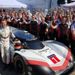 Snabbast runt Nürburgring: Porsche 919 Hybrid Evo med tiden 5:19.55