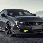 Snart kommer en Peugeot 508 Sport-hybrid med 400 hästar