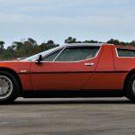 Snygg Maserati Bora 4.9 V8 till salu i USA