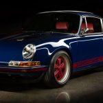 Snygg Porsche 911 Singer till salu i Kanada