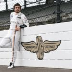 VIDEO: Spana in Fernando Alonso's Indy 500 rookie test