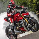 Ducati Streetfighter V4 presenteras