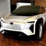 Subaru laddar med ny elbil i Europa