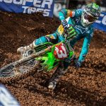 VIDEO: Supercross Salt Lake City