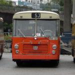 För alla som älskar gamla klassiska bussar