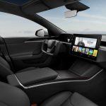 Tesla Model S och X får flygplansratt