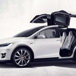 Parkeringsförbud för Tesla i Kina pga spioneri
