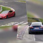 Tesla fortsätter gasa på Nürburgring