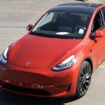 Tesla har tillverkat 1 miljon bilar