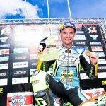 Thomas Chareyre knep Supermoto EM-titeln i helgen