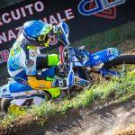 Thomas Chareyre vann årets första supermoto-race i Italien