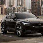 Tillverkning av nya elbilen Polestar 2 kickar igång i Kina