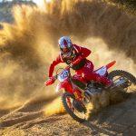 Tim Gajser och Mitch Evans kör fabriks Honda CRF450RW i motocross VM