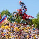 Tim Gajser världsmästare i Motocross VM
